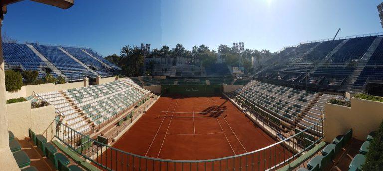 Davis Cup tie to kick off at the Puente Romano Hotel