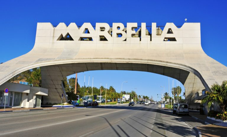 Marbella Town Council starts the New Year with good news for the real estate sector