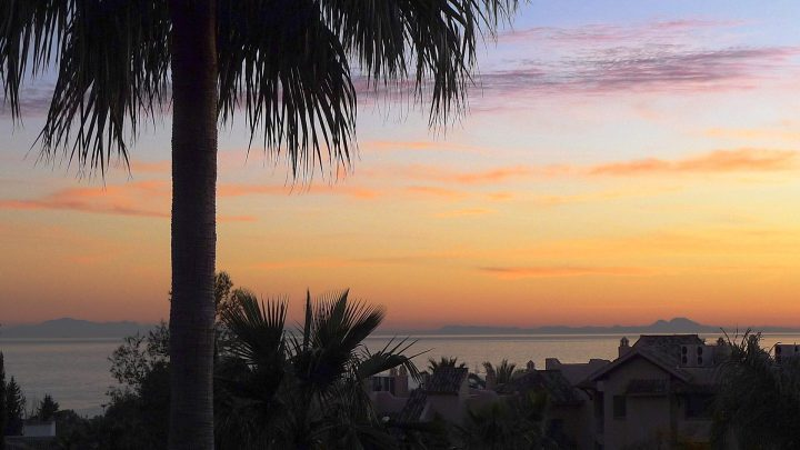 Sova i Golden Mile, Marbella